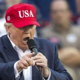 Donald Trump langer igen ud efter det kinesiske styre