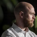 Verisure-direktør Rasmus Busk afviser kritik af virksomhedens salgsmetoder: »De her procedurer og regler er fuldstændig i overensstemmelse med lovgivningen,« siger han. Foto: