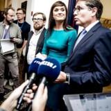 Arkivfoto. I mange kommuner vil DF danne valgforbund med Venstre. Det kan give Venstre ekstra mandater, siger forsker.
