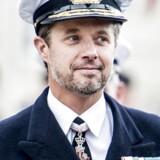 Arkivfoto. Kronprins Frederik er den længst ventende danske kronprins. Men det haster ikke, siger han i ny bog.