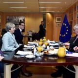 EU og Storbritannien er ifølge flere medier blevet enige om en aftale. Foto: Eric Vidal.