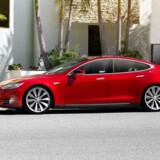 Produktionen af Teslas Model 3 er ikke gået som smurt. Free/Tesla