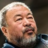 Arkivfoto: Den kinesiske kunstner Ai Weiwei vil bygge snesevis af hegn i New York i forbindelse med åbningen af en ny udstilling. Den har fokus på mure, der adskiller mennesker og markerer grænser.