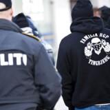 Både i Aarhus og København har politiet indført visitationszoner for at sætte ind over for en eskalerende bandekonflikt med skudepisoder og knivoverfald.