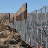 Grænsemur til Mexico bliver dyrere end først antaget, viser ny rapport. AFP PHOTO / HERIKA MARTINEZ
