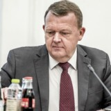 (ARKIV) Statsminister Lars Løkke Rasmussen er onsdag i samråd i den såkaldte Kvotekongesag (Foto: Mads Claus Rasmussen/Scanpix 2018)