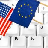 Den irske højesteret afgør, om det bliver EU-Domstolen, der skal granske de aftaler, som Facebook og tusinder af andre virksomheder bruger som juridisk grundlag for at kunne føre folks personlige data fra Europa til servere i USA. Arkivfoto: Iris/Scanpix