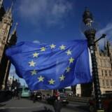En overgangsperiode efter britisk exit fra EU skal højst vare til udgangen af 2020.