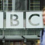 Et alvorligt interview om storpolitik endte i hylende morsom komik, som BBC World sendte ud i hele verden på direkte TV, da to små børn blandte sig i samtalen med en professor i Sydkorea. Foto: Reuters