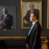 Kenneth Kristensen Berth fra Dansk Folkeparti er bestemt ikke imponeret over DRs store historiesatsning, programserien »Historien om Danmark«.