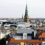 Københavns skyline