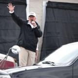 Præsident Donald Trump besøgte Corpus Christi på kysten i Texas tirsdag, og han har allerede annonceret, at han lørdag tager tilbage til katastrofeområdet.