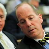 USA's forhandler for ikkespredning af atomvåben, Christopher Ford.