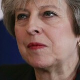 Britisk preimierminister Theresa May.