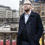 CMT-chef, Sigurd Nissen-Petersen. Copenhagen Metro Team.