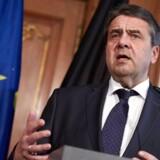 Når de tyske socialdemokrater fredag præsenterer deres nye ministre, er Sigmar Gabriel ikke en af dem.