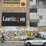 Lauritz.com har fået en grim begyndelse på børsåret 2018.