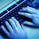 Rigspolitiets Nationale Cyber Crime Center, NC3, sætter spørgsmålstegn ved, om 70 pct. af toplederne har grund til at føle sig godt forberedt på IT-angreb på deres virksomhed. Arkivfoto.