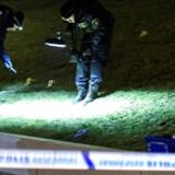 Arkivfoto. Politiet efterforsker drabet på en 16-årig dreng i Malmø-forstaden Rosengård.