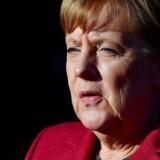 Arkivfoto. Et tysk nyvalg kan være sidste udvej vej, hvis ikke Angela Merkel lykkes med at danne en regering.