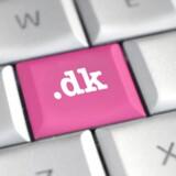 Under halvt så mange danske netadresser blev hacket i oktober i forhold til måneden før. Arkivfoto: Iris/Scanpix