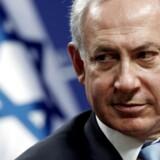 ARKIV: Israels premierminister Benjamin Netanyahu.