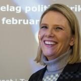 Sylvi Listhaug er Norges justits- og indvandringsminister. Scanpix/Alley, Ned