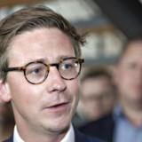 Modig mand - nu lægger skatteminister Karsten Lauritzen (V) op til at skrotte Skat for at skabe et mere velfungerende skattevæsen.
