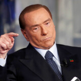 Arkivfoto af Silivio Berlusconi.