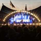 Der har angiveligt været færre lange fingre på Roskilde Festival, viser politiets opgørelse over anmeldelser. (Foto: Torben Christensen/Scanpix 2017)