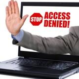 Lige nu blokeres danskernes adgang til 111 internetadresser - ud over dem med seksuelle krænkelser af børn. Et nyt lovforslag åbnede ifølge kritikere oprindelig for en ladeport af muligheder for at blokere i øst og vest, selv om det specifikt var opfordringer til terror, man ville ramme. Det har Justitsministeriet nu ændret på. Arkivfoto: Shutterstock/Scanpix