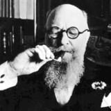 En beskægget dansker, Thorvald Stauning.