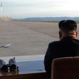 Trump: Vi vil ødelægge Nordkorea hvis vi bliver truet. Hvis Kim Jong-un og hans styre ikke stopper truslerne, kan det få alvorlige konsekvenser, advarer Trump.