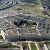 Det amerikanske forsvarsministerium, Pentagon, inviterer nu - godkendte - hackere til at afprøve cybersikkerheden. Arkivfoto: AFP/Scanpix