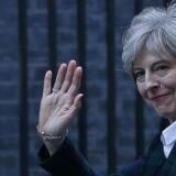 Den britiske premierminister, Theresa May, har gjort det klart, at briterne forlader EU fuldt og helt, og at hun ønsker, EUs hjælp til at gøre Brexit til en succes. Foto: AFP