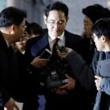 Specialanklageren i Sydkorea vil forsøge at få udstedt en arrestordre på Samsungs topchef, Jay Y. Lee.