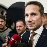 Finansminister Kristian Jensen (V) kunne sent fredag aften præsentere en finanslov for 2018, som regeringen har indgået med Dansk Folkeparti.