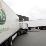 Arla Foods begynder nu at køre på grøn diesel fra Shell i en del af sine lastbiler i København og på det øvrige Sjælland.