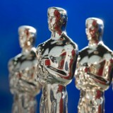 "(FILES) This file photo taken on January 13, 2017 shows several unfinished bronze Oscar statuettes at Polich Tallix Foundary in Rock Tavern, Upstate New York. Oscar organizers on January 24, 2017 began announcing the names of the nominees for the 89th Academy Awards, which will be handed out next month. Though no major surprises are expected during the 20-minute announcement streamed online, the field is crowded with contenders and critical darlings ""La La Land, "" ""Moonlight"" and ""Manchester by the Sea"" are expected to fare well. / AFP PHOTO / DON EMMERT"