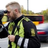 Arkivfoto: I denne uge sætter politiet særligt fokus på fartkontrol med fotovogne og mobile kontroller, og der er derfor ekstra grund til at være varsom, hvis du har tendens til at træde lidt for hårdt på speederen.