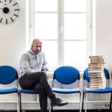 Martin Aagerup direktør i Cepos udgiver en ny bog - Velfærd.
