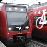 Venstre, LA og DF afviser alle Socialdemokratiets forslag om at samle al togtrafik hos DSB og stoppe alle udbud til private.