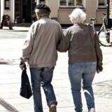 Arkivfoto. Selv om der tirsdag blev indgået aftale om pensionssystemet, håber selskaber, at det er toppen af isbjerget.