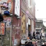 Arkivfoto: Christiania og christianitterne ryder fredag formiddag d. 02.09.2016 pusherstreet - på eget initiativ. Det skete i kølvandet på skudepisoden som fandt sted sent onsdag aften hvor to politibetjente og en civil blev ramt (Foto: Asger Ladefoged/Scanpix 2016).