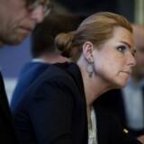Udlændinge- og integrationsminister Inger Støjberg (V).