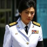 Arkivfoto: Siden 1932 har Thailand været udsat for 12 succesfulde kup. Det seneste var i 2014, da militæret væltede landets daværende leder, Yingluck Shinawatra.