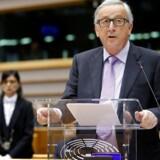 EU-Kommissionen lægger i budgetudspil op til at give blandt andre Danmark en stor ekstra regning.