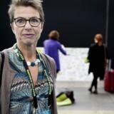 Arkivfoto: Grete Christensen, formand for Dansk Sygeplejeråd.
