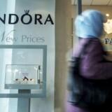 Arkivfoto: Pandora. (Foto: Christian Liliendahl/Scanpix 2014)