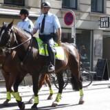 Der skal reetableres en ryttersektion i dansk politi, lyder det i finansloven for 2018.